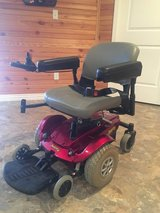 Jazzy Select Wheelchair - Like new in Rolla, Missouri