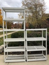Storage Shelving units - 2 sets in St. Charles, Illinois
