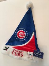 Chicago Cubs Santa Hat NEW in Naperville, Illinois