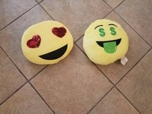 Emoji Pillows in Fort Bliss, Texas