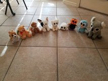 *ty* stuffed animal lot in Fort Bliss, Texas