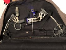 Mission compound bow in Baytown, Texas