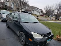 Ford Focus 2007 Manual Shift in Naperville, Illinois
