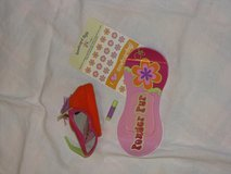American Girl Snowboard Set in St. Charles, Illinois