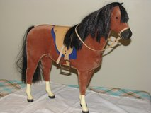 American Girl Horse with Saddle in St. Charles, Illinois