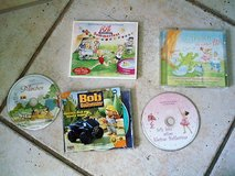 German CD's stories for kids in Stuttgart, GE