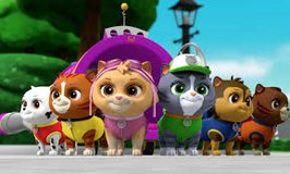 ISO  Paw Patrol Catastrophe Crew sets/cats in Byron, Georgia