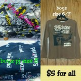 boys clothing in Fort Bliss, Texas