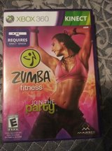 Zumba Fitness - XBOX 360 Kinect in League City, Texas