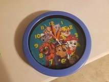 Paw Patrol Clock in Fort Bliss, Texas
