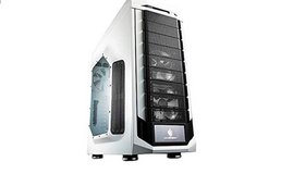"Cooler Master SGC-5000W-KWN1 Stryker ""USB 3.0, Side Window Panel, Full Tower Case"" White with Wh... in Grafenwoehr, GE"