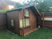 2 Storey Play House. in Lakenheath, UK