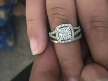 Engagement or wedding ring w/band in Fort Leonard Wood, Missouri