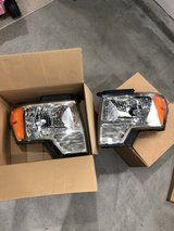 2011 Ford F-150 OEM Headlights in Travis AFB, California