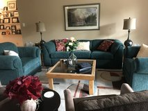 Living room couch and two chairs in Alamogordo, New Mexico