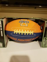 Brand New Football in Chicago, Illinois