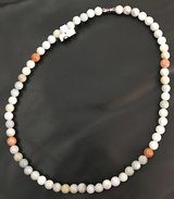 Natural Jade Necklace New in Okinawa, Japan