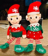 Personalized Boy & Girl Elf's! LIMITED QUANTITY ON HAND in DeRidder, Louisiana