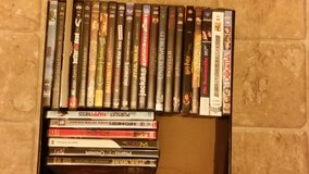 DVD Lot in Fort Campbell, Kentucky