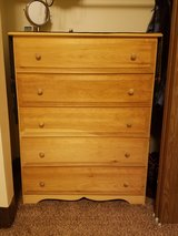 Dresser in Fort Drum, New York