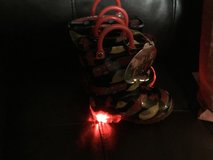 New with tags toddler rainboots in Travis AFB, California