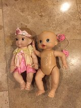 2 baby dolls in Bolingbrook, Illinois