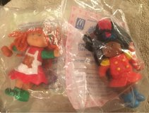Happy Meal Cabbage Patch Dolls in Bolingbrook, Illinois