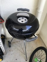 charcoal grill Weber in Okinawa, Japan