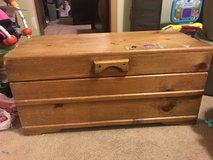 Wood Chest in Chicago, Illinois