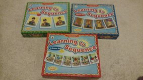 Learning to Sequence Card Sets in Chicago, Illinois