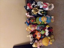 Lot of 20 Collectable Kids Bubble Bath Figures in Warner Robins, Georgia