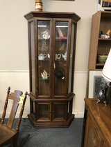 Small Curio Cabinet in St. Charles, Illinois