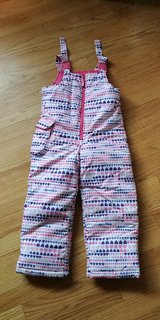 snowpants, girls, size 4 in Westmont, Illinois