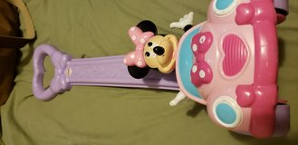 Fisher Price Minnie Mouse push toy, with sound in Colorado Springs, Colorado