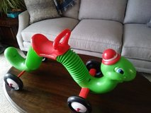 Radio Flyer Inch Worm ride on toy in Chicago, Illinois