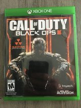 Call of Duty Black OPS III XBOX ONE in Joliet, Illinois