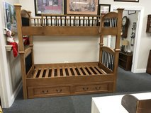 Bunk bed with storage drawer in Glendale Heights, Illinois