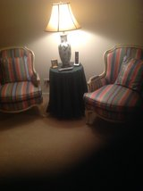 Lovely provincial chairs in Glendale Heights, Illinois