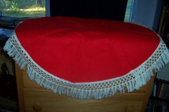 Tree Skirt/tablecloth in Conroe, Texas