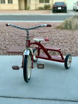 Retro radio flyer trike in Las Vegas, Nevada