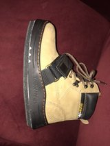 brand new cougar paw roofing boots size 9 in Leesville, Louisiana