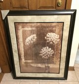 Photo Floral Print Genuine Wood Product by Jan Gauthier in Glendale Heights, Illinois