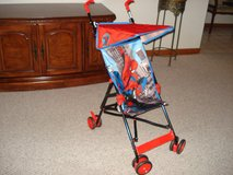 Spiderman Stroller in Leesville, Louisiana