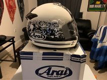 Arai Vector 2 Helmet w/ Uclear in Lakenheath, UK