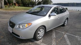 2009 Hyundai Elantra GLS with 6287 original miles in Conroe, Texas