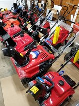 Snowblowers $350 @ up . Used and new available in Bolingbrook, Illinois
