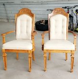 antique wooden chairs in Peoria, Illinois