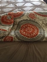 F/G Duvet cover in Travis AFB, California