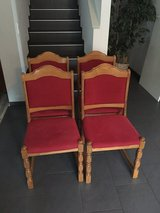 Chairs in Ramstein, Germany
