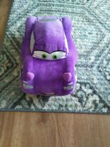Cute plush car toy in Yorkville, Illinois